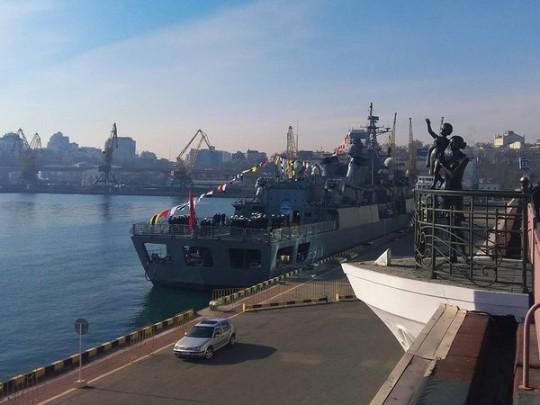 Корабли НАТО в Одессе: появились новые мощные фото